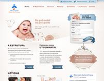 Maternidade Saúde da Criança