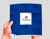 Quantum Consultores / Línea gráfica