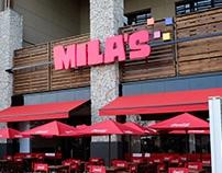 Mila's - Visual Identity