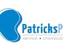 Patricks Pools Logo