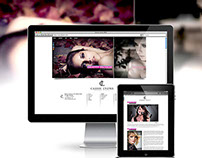 Cassie Lyons MUA Website