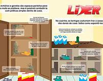 Ilustração Revista Líder 7ª Edição