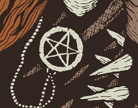 The Atlas Moth 2011 tour posters
