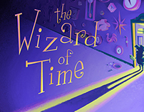 Wizard of Time title card