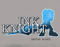 INK KNIGHT Concept by Rui Santos