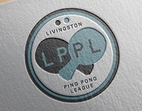 Ping Pong League Logo
