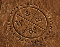 Ward & Company | Purveyors of Eclectic Design | Logo