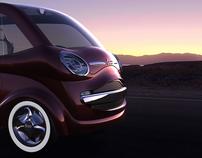 Fiat Multipla ''Vorto'' (Redesign)