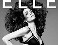 ELLE magazine Redesign