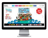 Web Festival Siete Mares