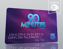 90 MINUTES CARD