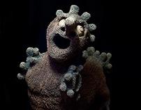 Sphynx - Desertic Creature