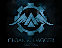 The Cloak & Dagger (iPhone wallpapers)