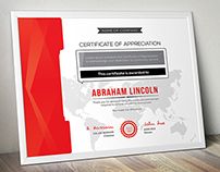 Clean 3 Style Certificates GD13