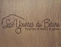 Les yourtes du Béarn