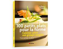 100 petits plats pour la forme - editorial design