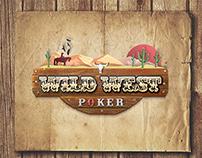 Wild West Poker Concept