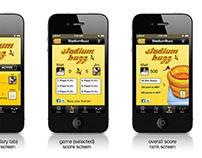 StadiumBuzz Mobile App & Branding