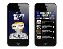Museumnacht Amsterdam app
