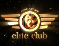 Multimedia Project - 3D animated Logo Proficredit