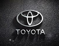 Toyota Logo Animation