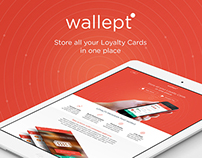 Wallept Website