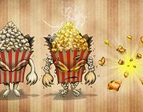 Popcorn Revenge - Interactive Dark Ride