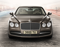 Bentley New Flying Spur Webspecial