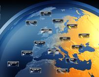 Antena 3 Weather Redesign
