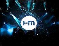 LIVE VJing - Audioriver Festival 2014