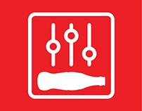 Coke Mixer app