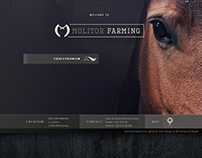 MOLITOR FARMING I WEB DESIGN