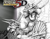Dino Sanctuary - Interactive Theater 5D