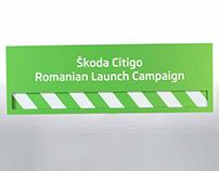 Skoda Citigo Romanian Launch