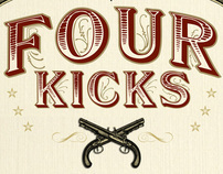 Crowned Heads - Four Kicks