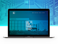 ALFRISAN - Branding + Web Design