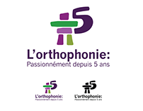 UQTR - Logo Orthophonie