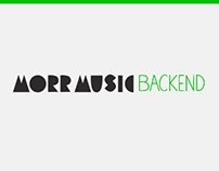 Morr Music Backend