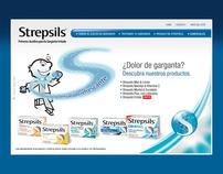 Caramelos Strepsils 2011
