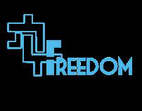 Azulejo Freedom: