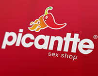 Logo - Picantte Sex Shop
