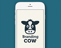 Branding Cow