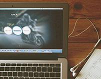 UMA - Logo & Landing Page