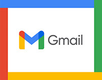Gmail Logo Redesign
