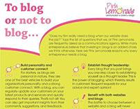 Pink Lemonade blog post