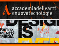 """Accademia delle arti e nuove tecnologie """"MOBILE SITE"""""""