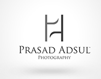 PRASAD ADSUL PHOTOGRAPHY LOGO