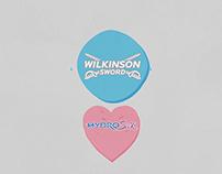 trnd - Wilkinson hydro silk