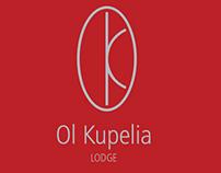 Ol Kupelia branding