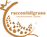 Logo and website http://raccontidigrano.wordpress.com